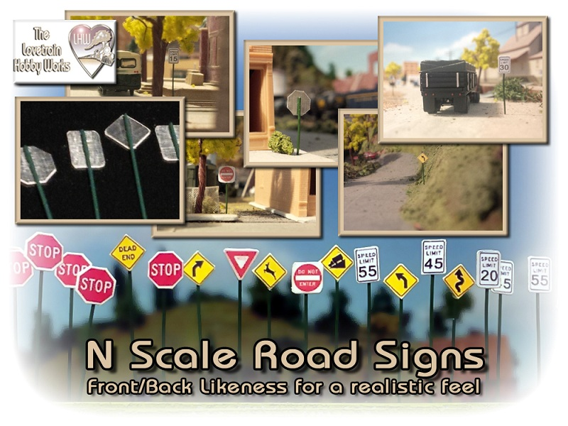 N-Scale-Road-Street-Traffic-Signs