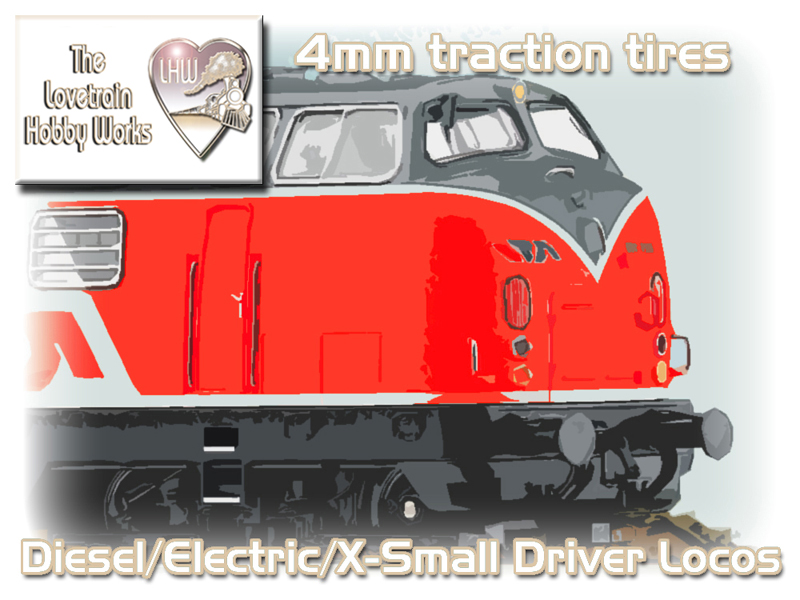 N-Scale-4mm-Traction-Tires